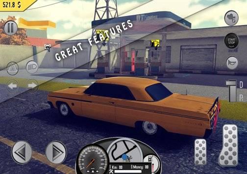 Amazing Taxi Sim 1976截图4