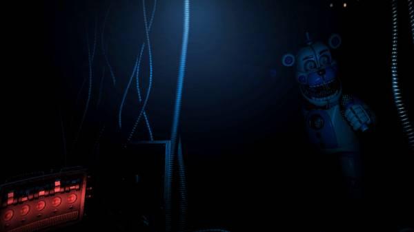 玩具熊的五夜后宫:姐妹地点截图1
