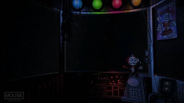 玩具熊的五夜后宫:姐妹地点截图4