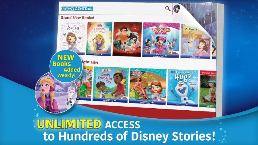 迪士尼故事中心:Disney截图0