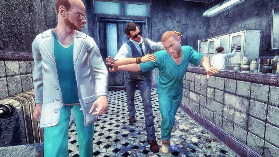 精神病院逃脱截图3