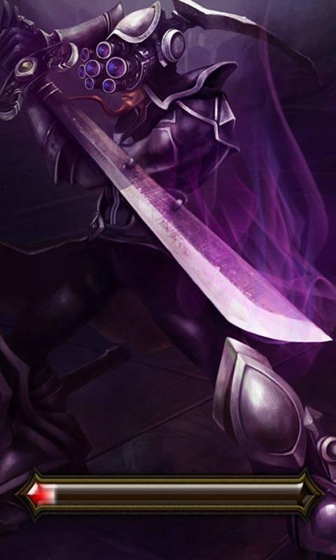 英雄联盟剑圣(桌面锁屏壁纸)