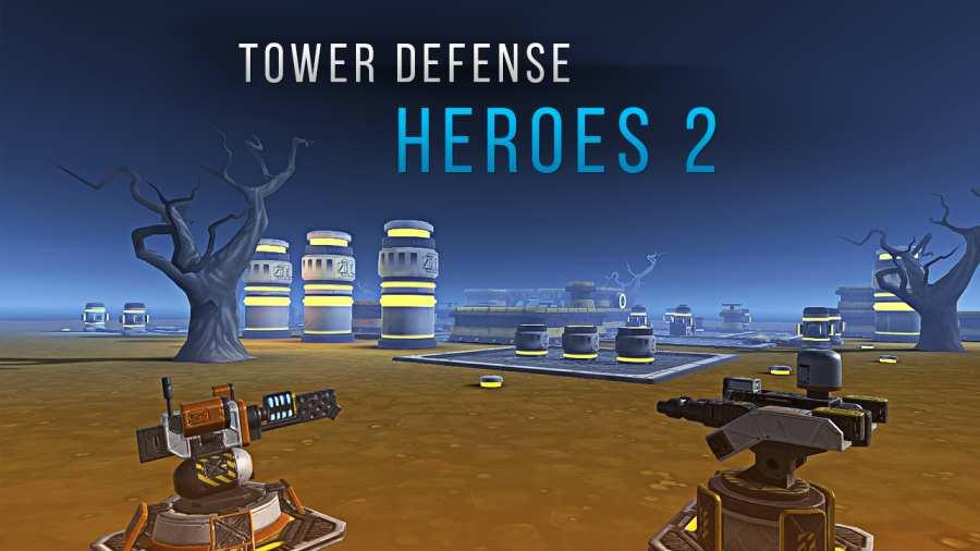塔防英雄2截图0