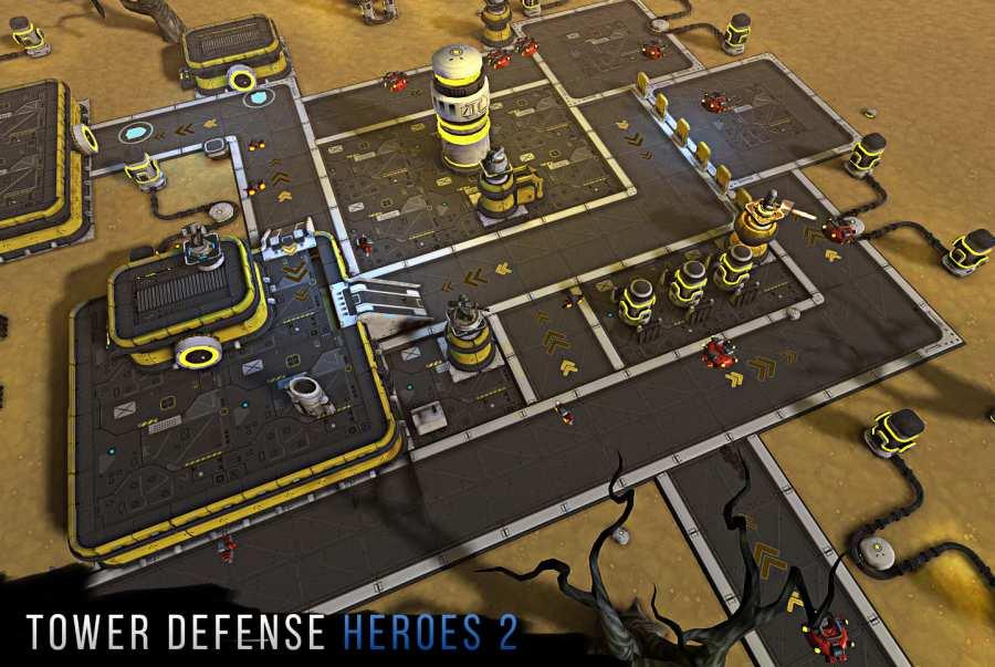 塔防英雄2截图1