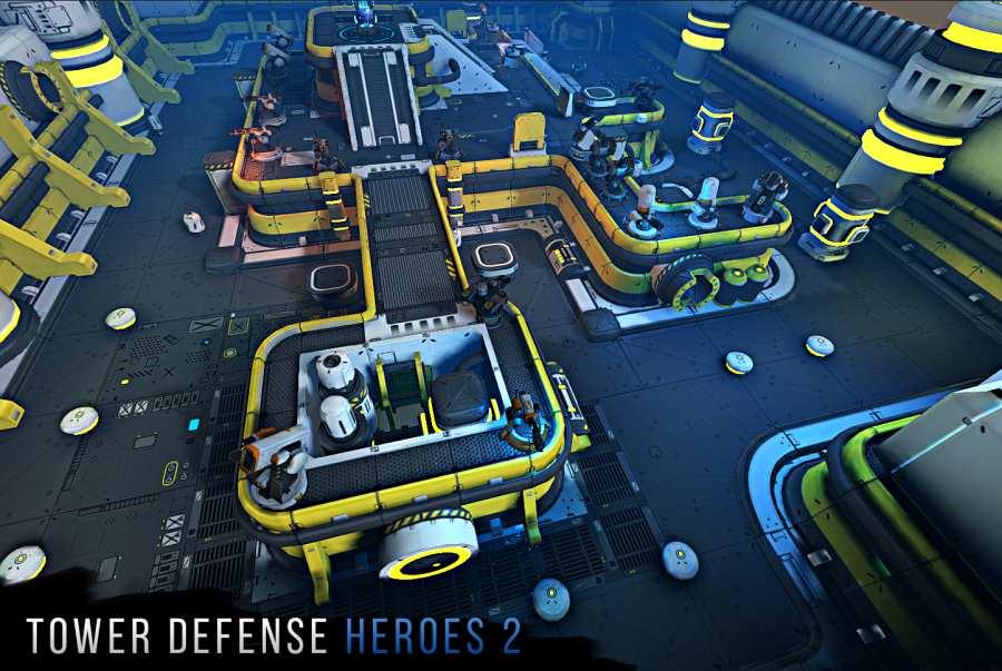 塔防英雄2截图2