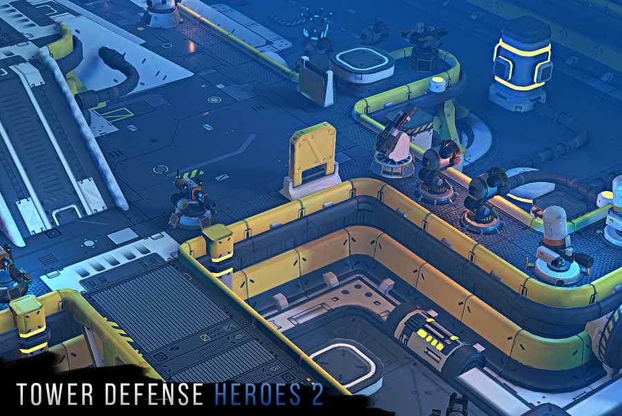 塔防英雄2截图3