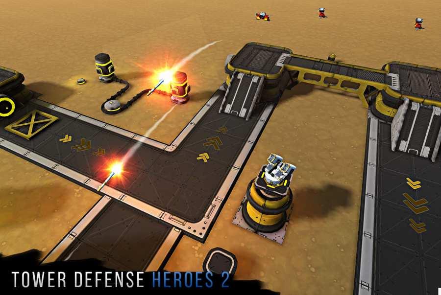 塔防英雄2截图4