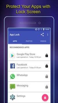 App Lock截图0