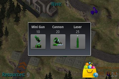 晶石保卫战2正式版 模擬 App-愛順發玩APP