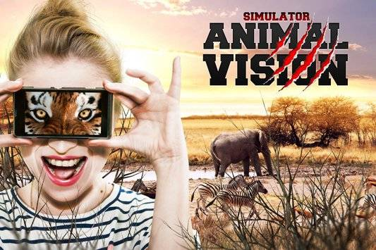 Vision animal simulator截图0