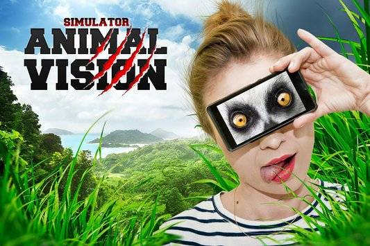 Vision animal simulator截图1