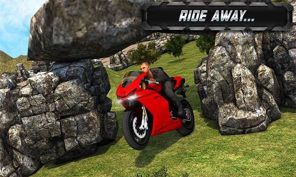 Flying Bike Real Rider 2016截图4