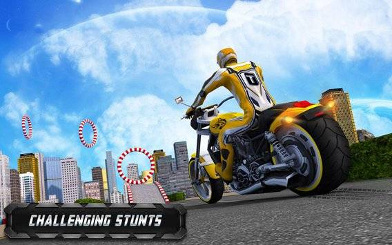 Flying Bike Real Rider 2016截图7