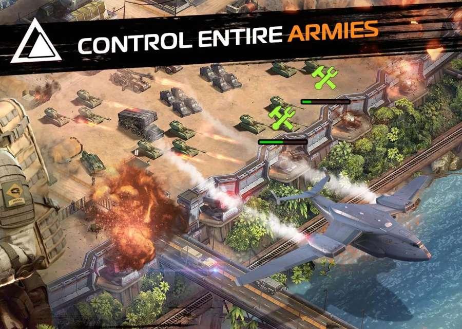 士兵公司:移动战争截图1