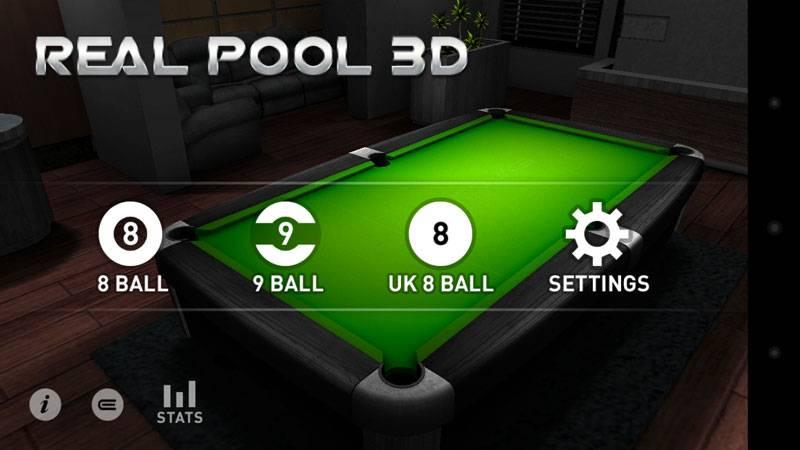 真实桌球3D