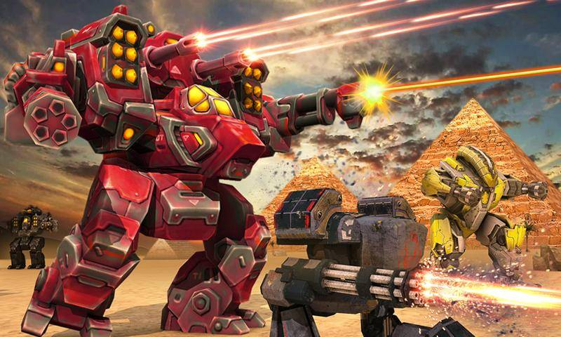 机械之战截图4