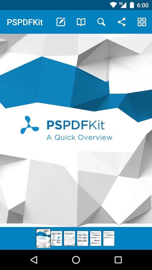 PDF阅读器