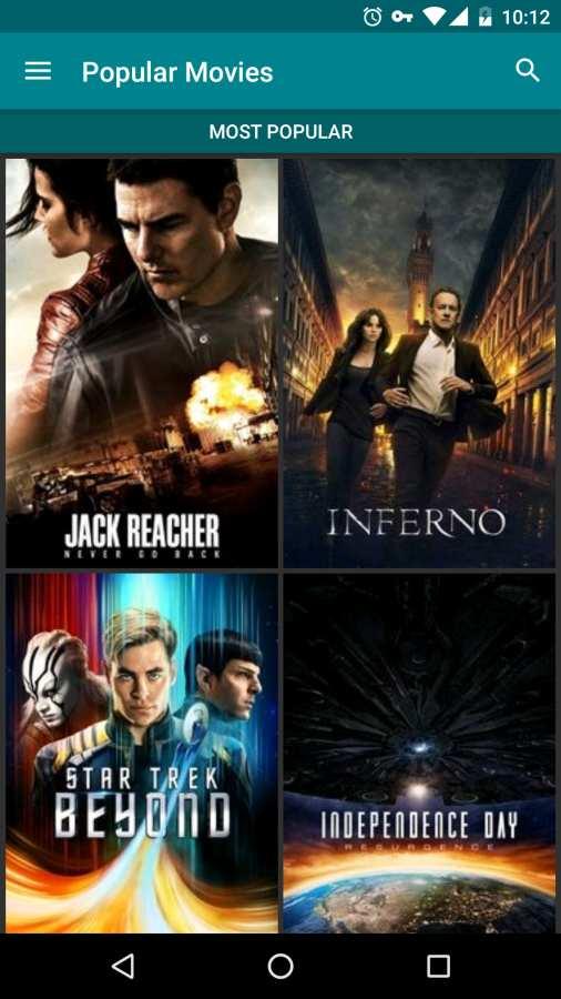 流行电影:Popular