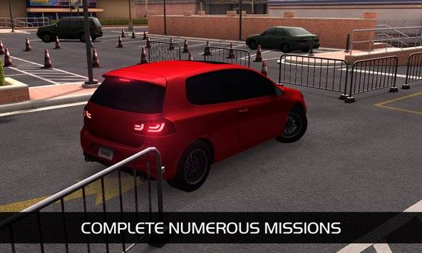 Valley Parking 3D截图0