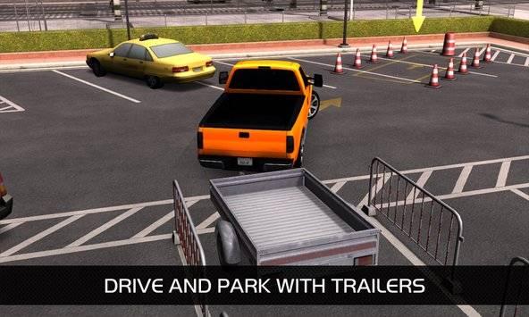 Valley Parking 3D截图2
