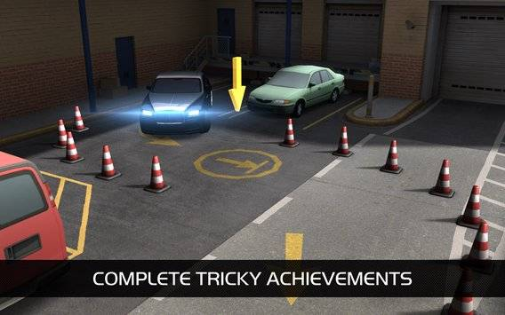 Valley Parking 3D截图7