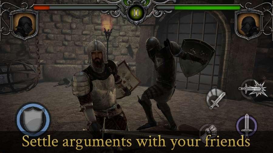 骑士对决:中世纪竞技场截图2
