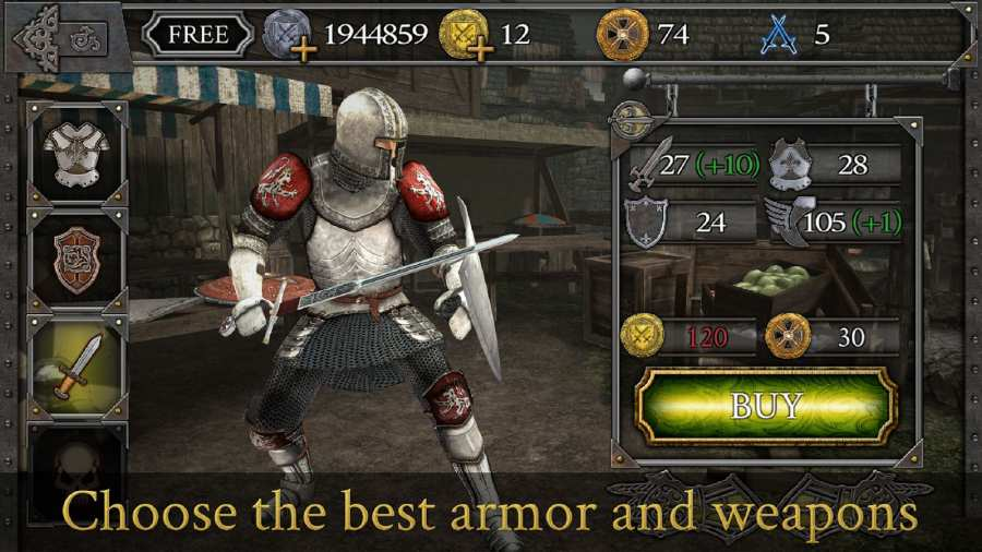 骑士对决:中世纪竞技场截图3