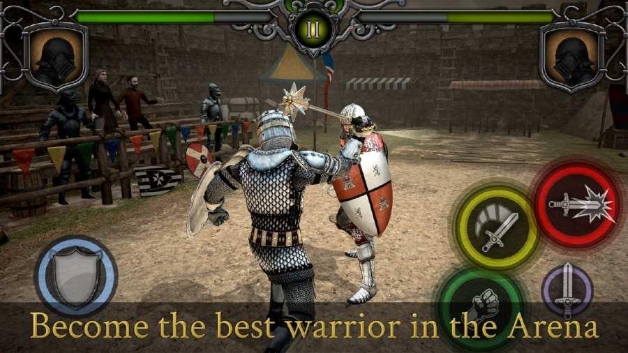 骑士对决:中世纪竞技场截图4