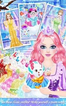 公主沙龍之冰雪派對截图3