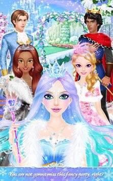 公主沙龍之冰雪派對截图9