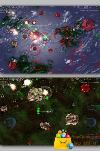 太空雷电战机截图2
