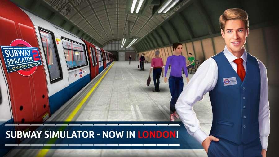 地铁模拟2:伦敦