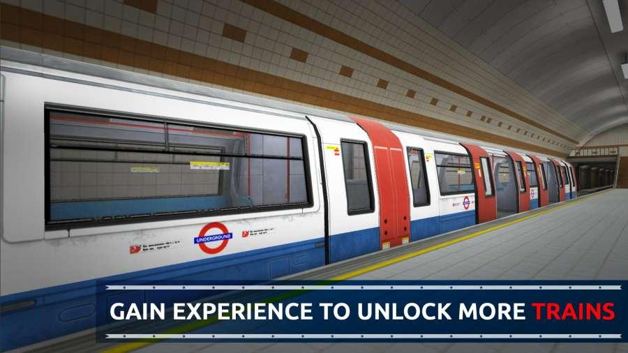 地铁模拟2:伦敦截图1