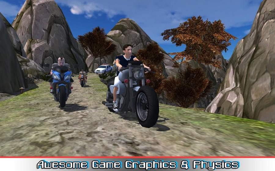 攀登摩托车世界2截图2