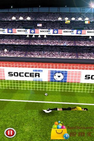 踢足球截图1