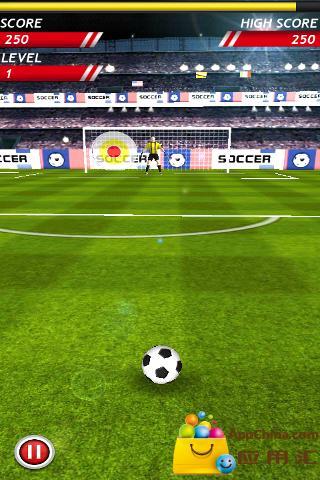 踢足球截图2