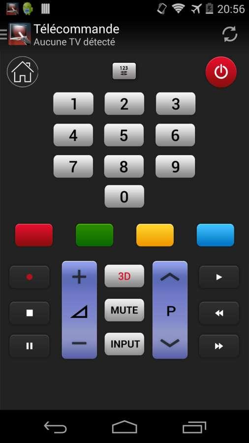遥控器LG电视截图3