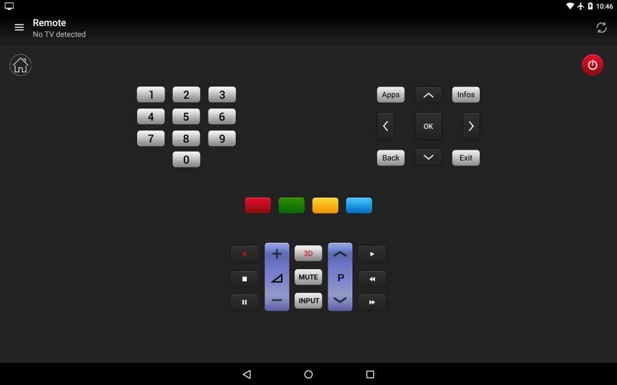 遥控器LG电视截图4
