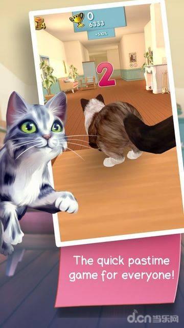 猫咪跑酷截图4
