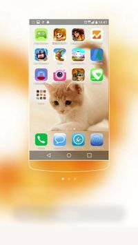 Launcher for Phone 7截图3
