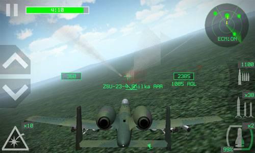空中作战截图2
