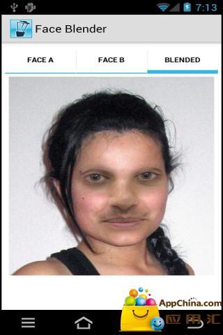 面部合成器