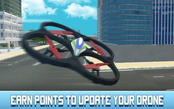 Crime City RC Drone Simulator截图3