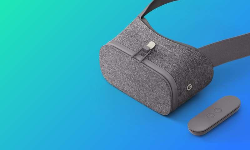Google VR 服务截图0