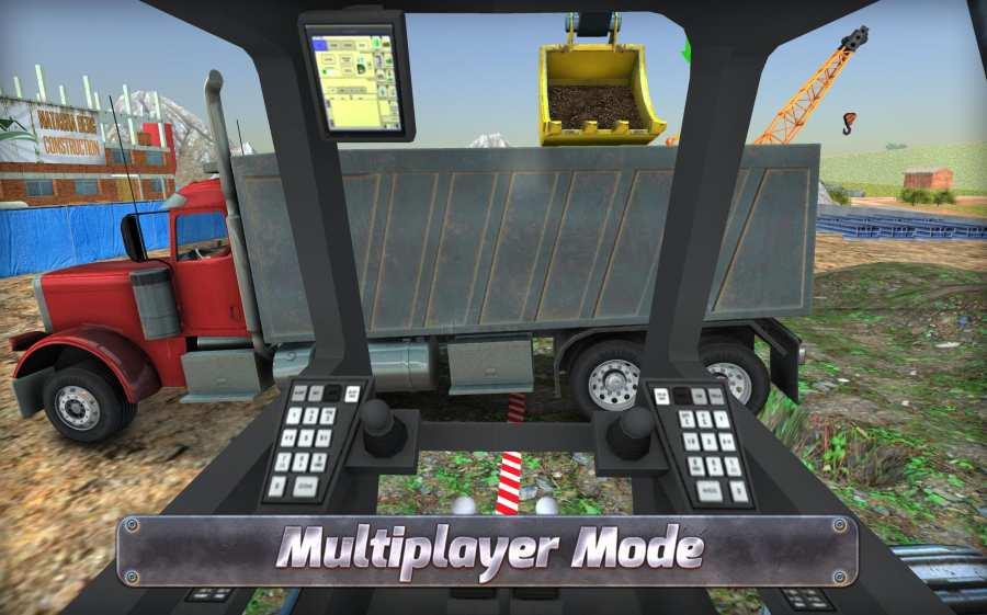 超级货车模拟截图3