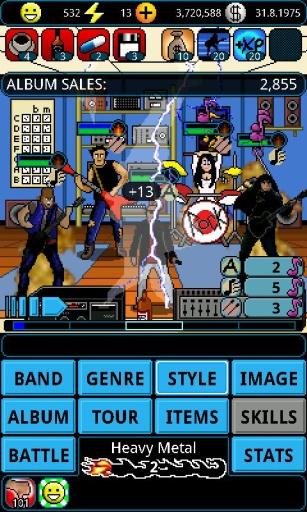 免費模擬App 摇滚乐队传说 阿達玩APP