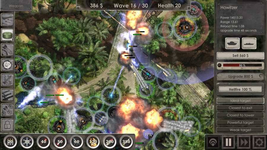 战地防御3截图1