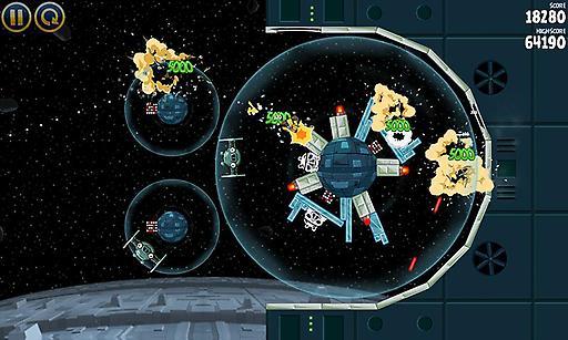 愤怒的小鸟:星球大战 Angry Birds Star Wars市场版截图3