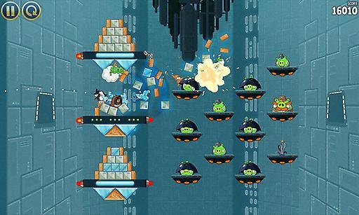 愤怒的小鸟:星球大战 Angry Birds Star Wars市场版截图4