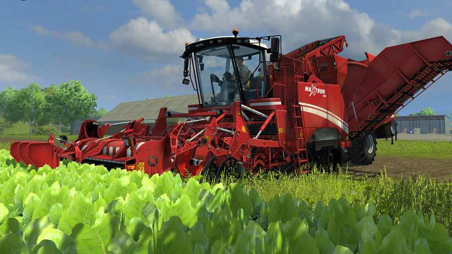 模擬農場2017